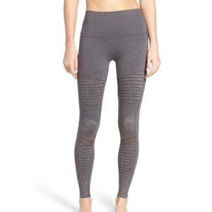 Alo Yoga Moto High Waisted Leggings *NEW*